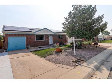 Photo one of 11318 Fowler Dr Northglenn CO 80233 | MLS 8087504