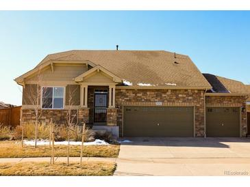 Photo one of 25282 E 2Nd Pl Aurora CO 80018 | MLS 8104140