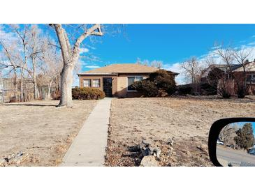 Photo one of 6900 Martin Luther King Blvd Denver CO 80207 | MLS 8105708
