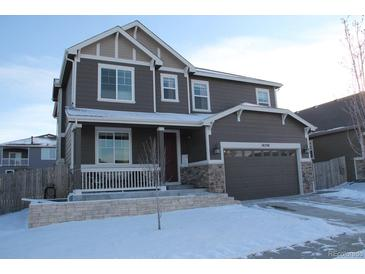 Photo one of 16250 E 100Th Ave Commerce City CO 80022 | MLS 8197286