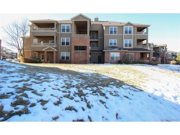 Photo one of 12764 Ironstone Way # 204 Parker CO 80134   MLS 8265776