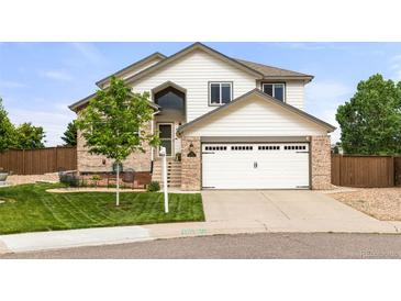 Photo one of 1755 Hermosa Dr Highlands Ranch CO 80126 | MLS 8267606
