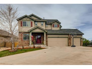Photo one of 1906 Charbray Pt Castle Rock CO 80108 | MLS 8344221