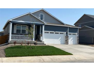 Photo one of 14815 Guernsey Dr Mead CO 80542 | MLS 8422511