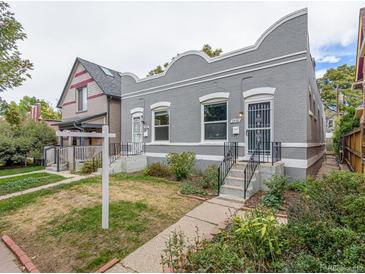 Photo one of 2438 Gilpin St Denver CO 80205 | MLS 8479188