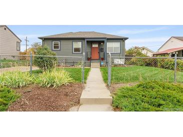 Photo one of 2679 W Bayaud Ave Denver CO 80219   MLS 8507596