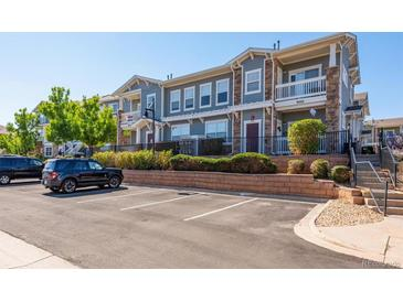 Photo one of 9552 Pearl Cir # 202 Parker CO 80134   MLS 8508188