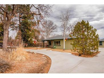 Photo one of 120 Brentwood St Lakewood CO 80226 | MLS 8513224