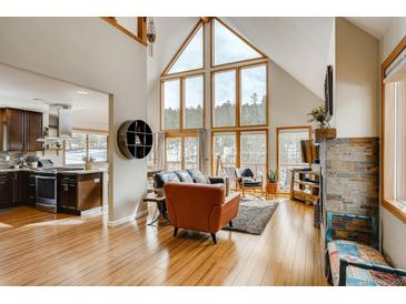 Photo one of 10757 Snowy Trl Conifer CO 80433 | MLS 8520833