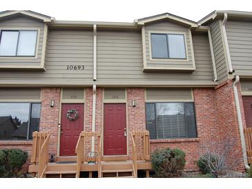 Photo one of 10693 W 63Rd Dr # 104 Arvada CO 80004 | MLS 8522508
