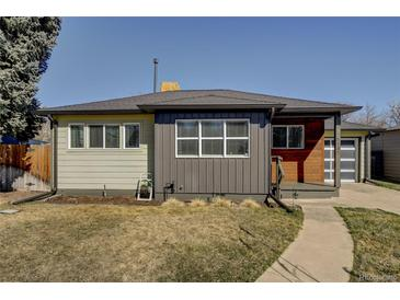 Photo one of 5132 Bryant St Denver CO 80221 | MLS 8527215