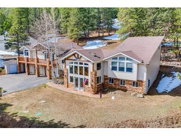 Photo one of 115 Spruce Rd Golden CO 80401 | MLS 8529481
