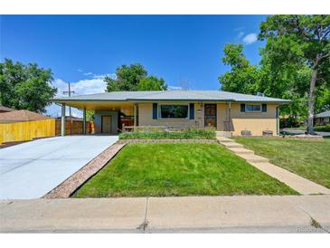 Photo one of 6725 Upham St Arvada CO 80003 | MLS 8550318