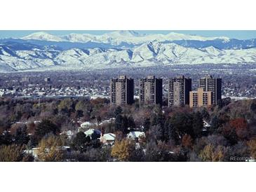 Photo one of 460 S Marion Pkwy # 1501 Denver CO 80209   MLS 8628253