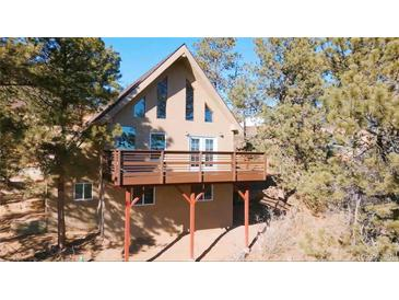 Photo one of 133 Suncrest Rd Palmer Lake CO 80133   MLS 8636325