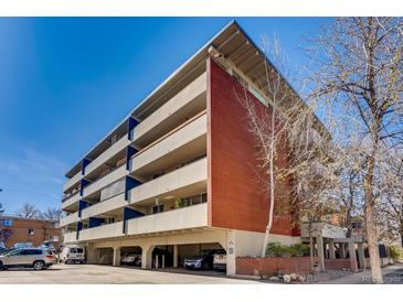Photo one of 1267 N Lafayette St # 302 Denver CO 80218 | MLS 8646786