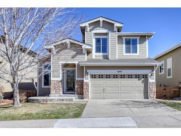 Photo one of 3145 Kedleston Ave Highlands Ranch CO 80126 | MLS 8724142