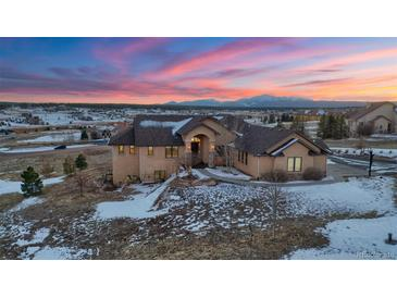 Photo one of 2132 White Cliff Way Monument CO 80132 | MLS 8727421