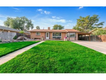 Photo one of 6260 E 66Th Ave Commerce City CO 80022 | MLS 8733114