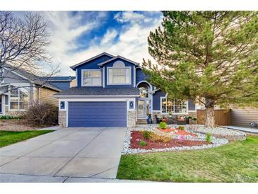 Photo one of 10081 White Oak Pl Highlands Ranch CO 80129 | MLS 8739297