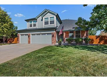 Photo one of 5104 S Biscay Ct Centennial CO 80015 | MLS 8850758