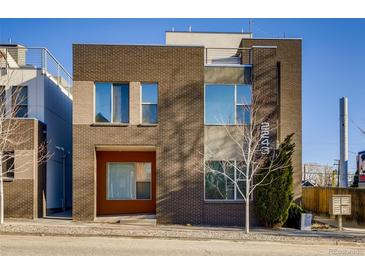 Photo one of 2243 W 32Nd Ave # 1 Denver CO 80211 | MLS 8862733