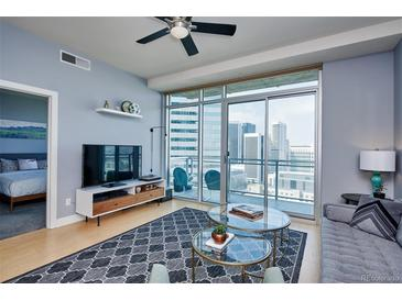 Photo one of 2001 Lincoln St # 1820 Denver CO 80202 | MLS 8926601