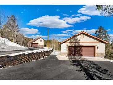 Photo one of 10438 Christopher Dr Conifer CO 80433 | MLS 8956262