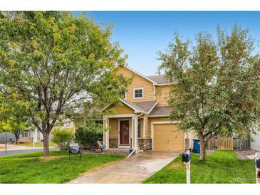Photo one of 11852 E 116Th Dr Commerce City CO 80640   MLS 8982198