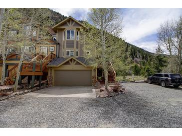 Photo one of 2500 Major Anderson Dr # 2500 Georgetown CO 80444 | MLS 9008733