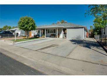 Photo one of 7255 E 74Th Pl Commerce City CO 80022   MLS 9020510