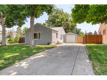 Photo one of 2230 S Knox Ct Denver CO 80219 | MLS 9036707