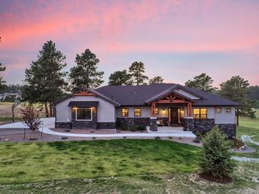 Photo one of 17222 Jackson Ranch Ct Monument CO 80132 | MLS 9046188
