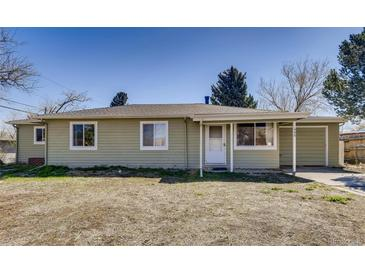 Photo one of 400 S Miller St Lakewood CO 80226 | MLS 9113161