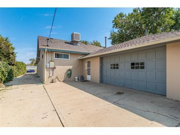 Photo one of 5315 Meade St Denver CO 80221   MLS 9114017