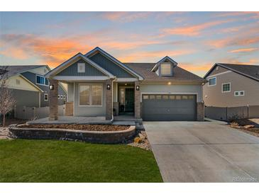 Photo one of 5345 Himalaya Ct Denver CO 80249 | MLS 9120504