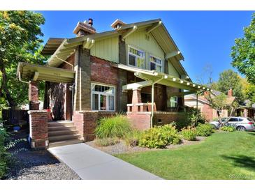 Photo one of 2669 Clermont St Denver CO 80207 | MLS 9163016