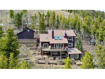 Photo one of 82 Hill Cir Evergreen CO 80439   MLS 9173736