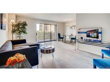 Photo one of 460 S Marion Pkwy # 752 Denver CO 80209 | MLS 9186438