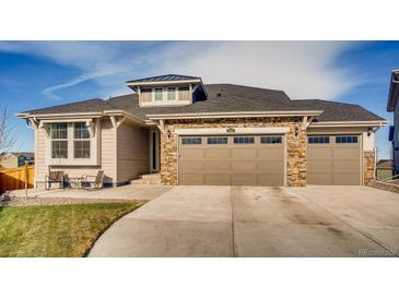 Photo one of 6881 Range Ball Ct Castle Pines CO 80108 | MLS 9247814