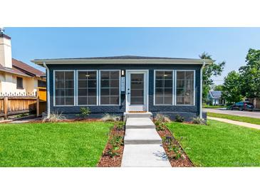 Photo one of 2801 W 35Th Ave Denver CO 80211 | MLS 9250249