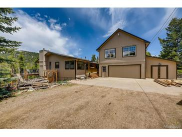 Photo one of 31191 Cree Dr Evergreen CO 80439   MLS 9257722