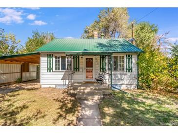 Photo one of 3251 W 53Rd Ave Denver CO 80221   MLS 9264219