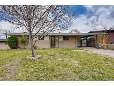Photo one of 2718 S Patton Ct Denver CO 80236 | MLS 9278784
