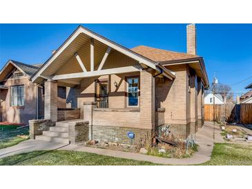 Photo one of 4040 Vallejo St Denver CO 80211 | MLS 9286269