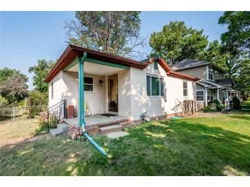 Photo one of 1595 S Steele St Denver CO 80210   MLS 9299704