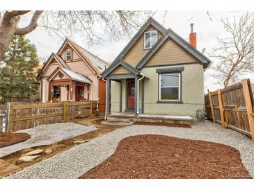Photo one of 3312 W 38Th Ave Denver CO 80211 | MLS 9345418