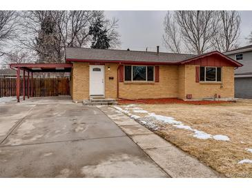 Photo one of 8373 Sheridan Ct Arvada CO 80003 | MLS 9410517