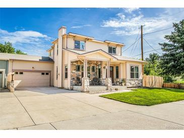 Photo one of 4947 Dover St Arvada CO 80002   MLS 9411061
