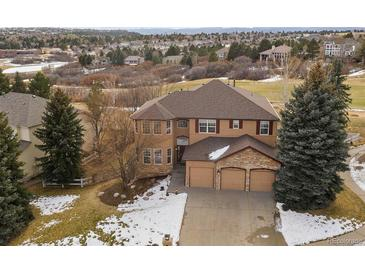 Photo one of 730 Stonemont Ct Castle Pines CO 80108 | MLS 9476373
